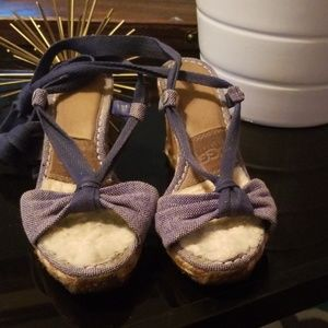 UGG Shoes - 1 DAY SALE!! EUC UGG SANDALS